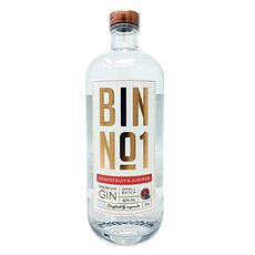 Bin No.1 Grapefruit and Juniper Gin 70cl