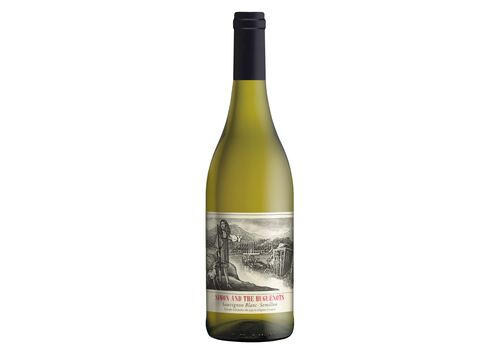 Simon and The Huguenots Sauvignon Blanc Semillon 750ml