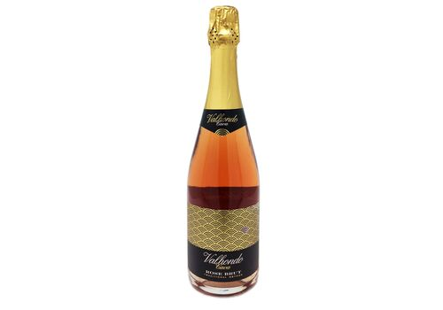 Valhondo Cava Rose Brut 750ml