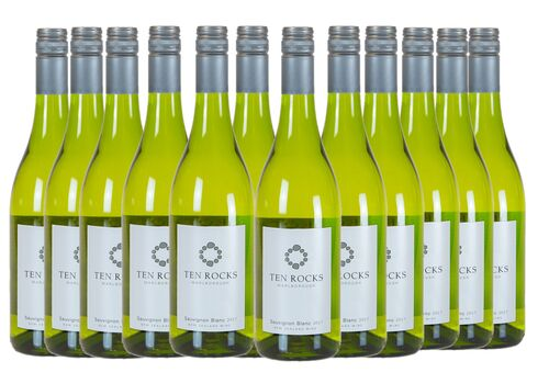 Ten Rocks Marlborough Sauvignon Blanc 12 x 75cl