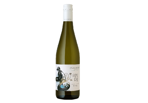 CLAYMORE, 'GOD IS A DJ' RIESLING 2018 75cl