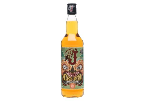 Admiral Vernon's Old J Spiced Tiki Fire Rum 70CL