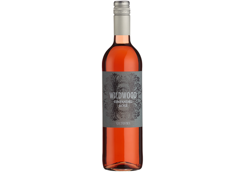 Wildwood Zinfandel Rose 75cl